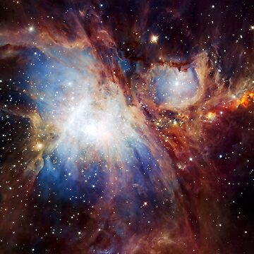 Orion Nebula by CosmicStyles