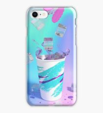 Vaporwave Solo Jazz Cup iPhone Case/Skin