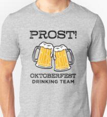 Prost! funny Oktoberfest German Beer Fest Saying gift T-Shirt