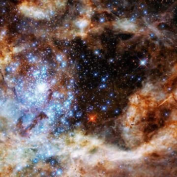 Doradus Star Cluster by CosmicStyles