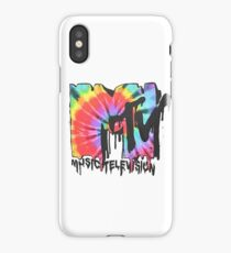 MTV Tie Dye iPhone Case/Skin