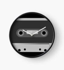 Cassette Tape Clock