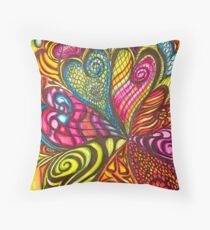 Love Entwined Throw Pillow
