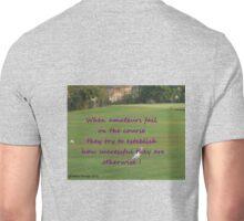 Amateur Golf Unisex T-Shirt