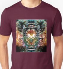 Fiery Emergence- The Breath of Chaos Unisex T-Shirt