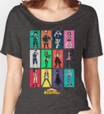 My Hero Academia Class 1A Women's Relaxed Fit T-Shirt