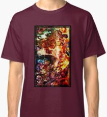 Seahorse: Ocean of Fire Classic T-Shirt