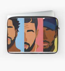 Drake, J Cole, Kendrick Lamar Shirt Laptop Sleeve