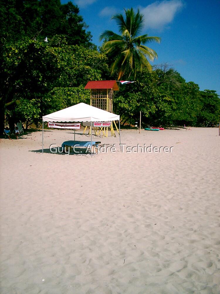 Manuel Antonio Beach, Costa Rica by Guy C. André Tschiderer