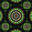 «Tecno Mandala» de angeldecuir