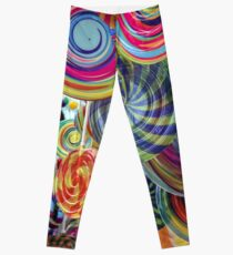 Life Is Sweet (High Resolution - Best Quality) Leggings