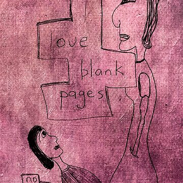 blank pages by helencorr