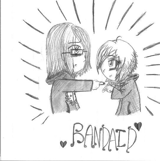 bandaid by Fair