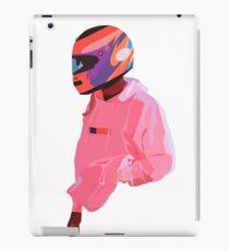 Frank Nascar  iPad Case/Skin