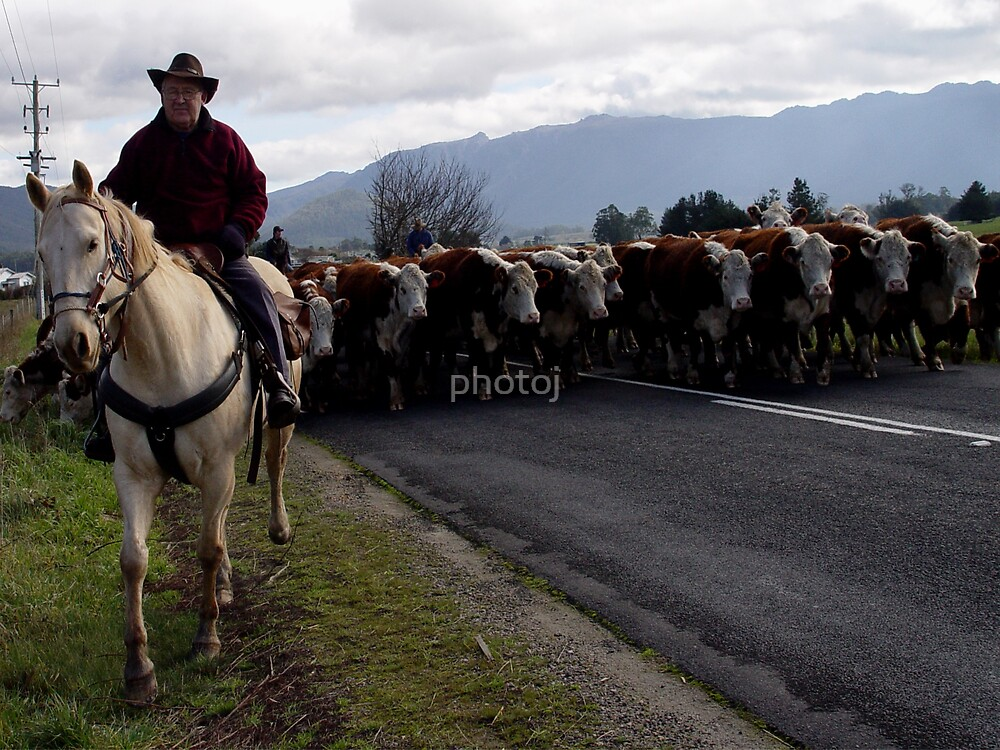 photoj Farmers-'On The Move' by photoj