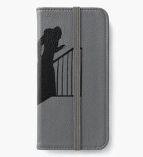 Buffy VS Count Orlok! iPhone Wallet/Case/Skin