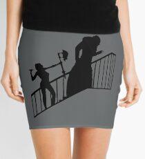 Buffy VS Count Orlok! Mini Skirt