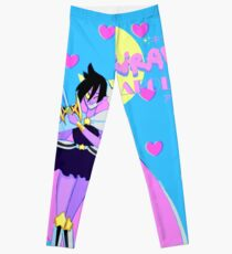 Apollo promo art Leggings