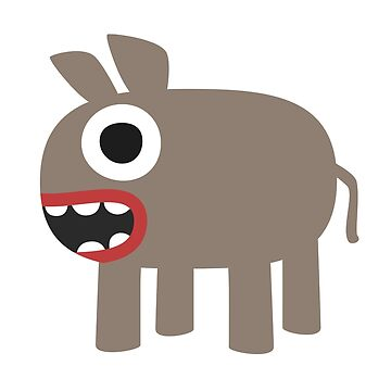 I'm a Donkey by 01000010