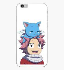 FairyTail - Natsu x Happy iPhone Case
