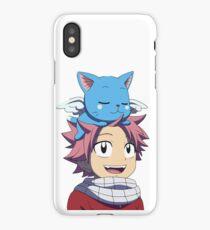FairyTail - Natsu x Happy iPhone Case/Skin