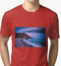 Reixes Lloma long exposure Tri-blend T-Shirt