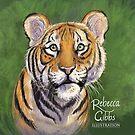 Tiger Cub by Rebecca Gibbs