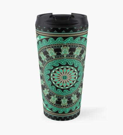 The Turtle (Keya)  Travel Mug