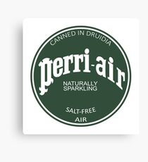 Perri-air Canvas Print