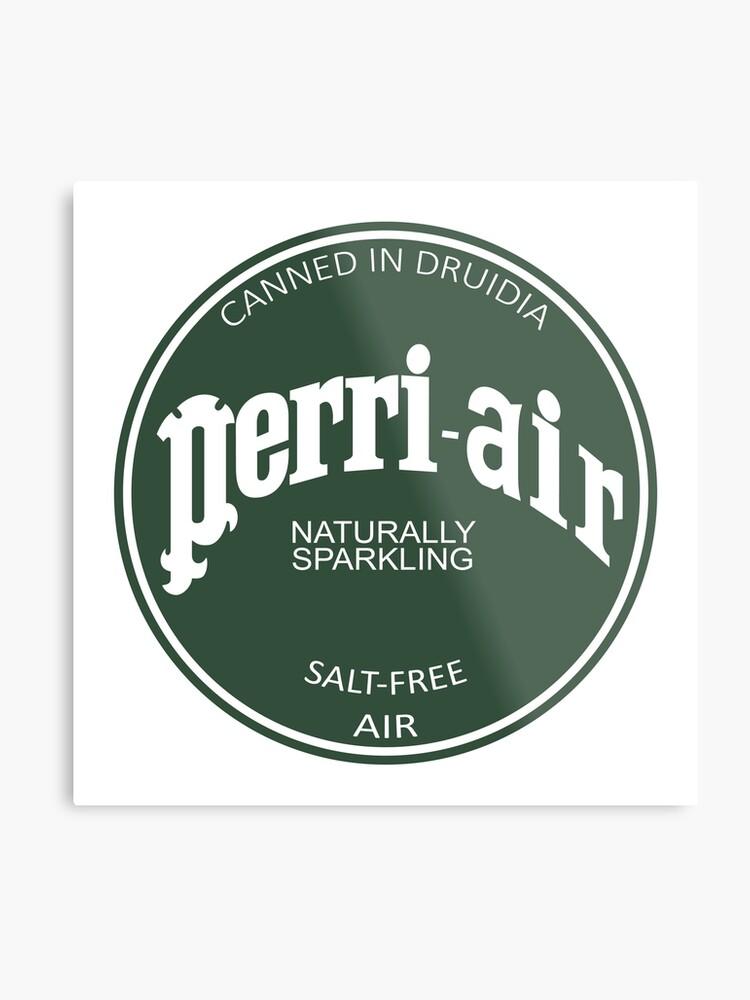 Perri Air Metal Print By Shappie112 Redbubble