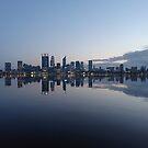 Perth at Dawn by Austin Dean