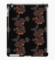 dark roses iPad Case/Skin