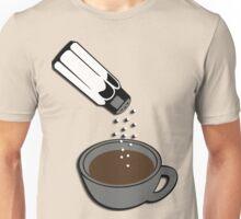 Salty coffee... Unisex T-Shirt