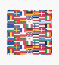 Europe t-shirt    I love European Union   Globetrotter Scarf