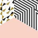 Pink&Gold Room #redbubble #decor #buyart by designdn