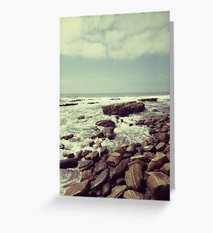 Tidal Flow Greeting Card
