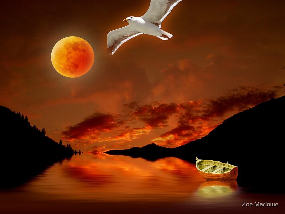 Late Evening Shadows by Zoe Marlowe