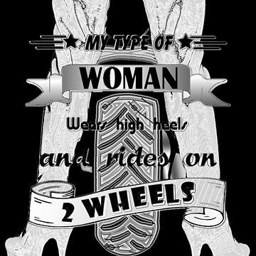 My Woman - Heels'n'Wheels by CassieGannon