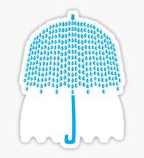 Rain Rain Sticker