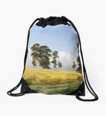 Ivan Shishkin - Rye Drawstring Bag