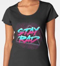 Stay Rad Women's Premium T-Shirt