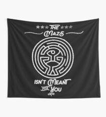 Westworld - The Maze Wall Tapestry