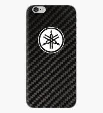 Yamaha carbon iPhone Case