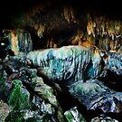 Aliens Cave by Peter Evans
