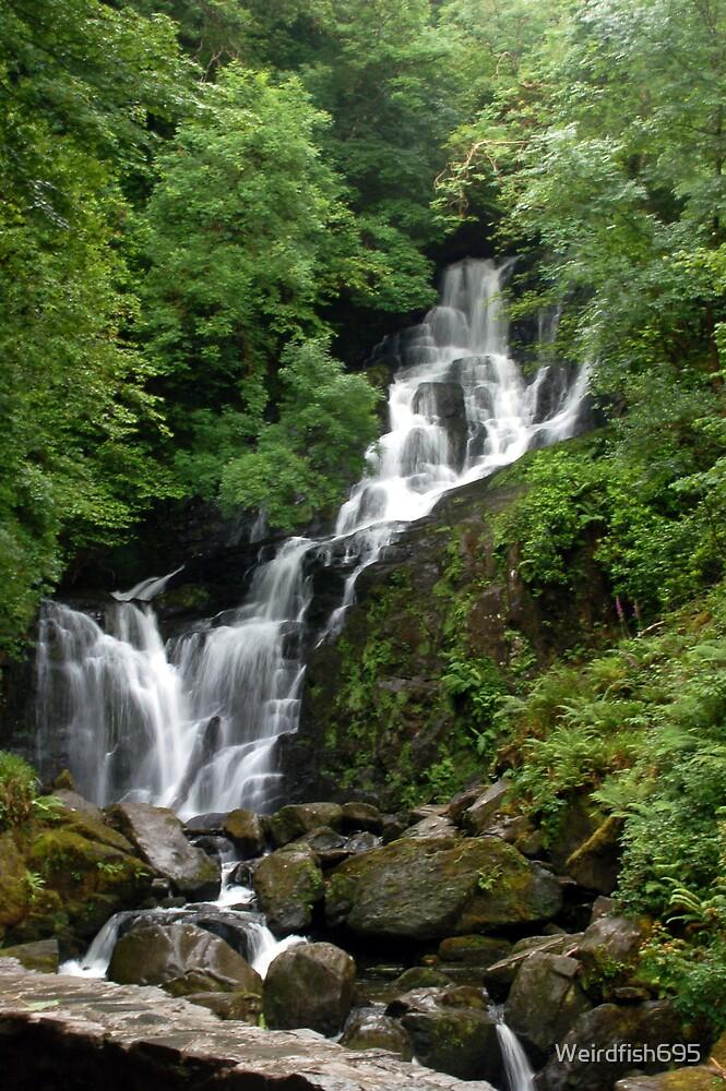 Waterfall Killarney by Weirdfish695