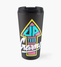 Up your game - TV version Travel Mug