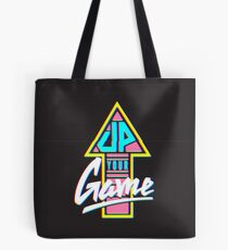 Up your game - TV version Tote Bag