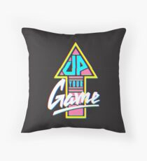 Up your game - TV version Throw Pillow