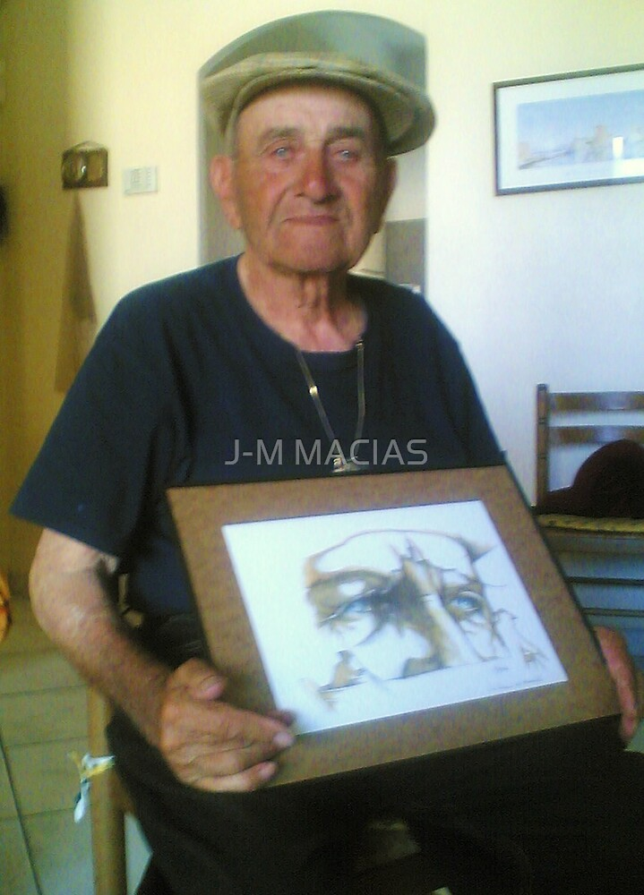 my model for the ols fisherman.. by J-M MACIAS