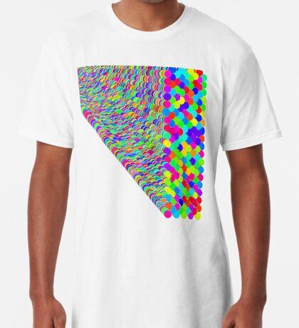 Random colors Long T-Shirt